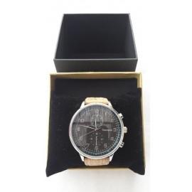 Montre quartz Timemark bracelet liège