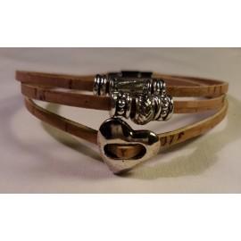 Bracelet triple nature 2
