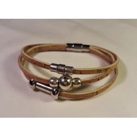 Bracelet triple nature 1