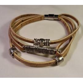 Bracelet triple nature 6