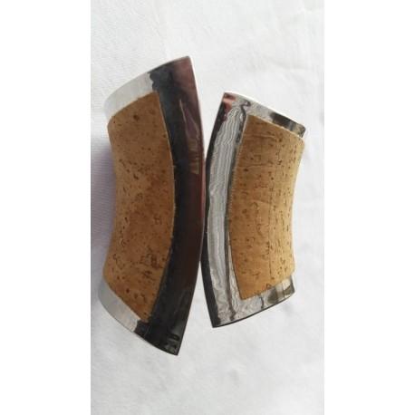 Manchette, Bracelet clip large