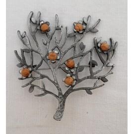 Broche arbre