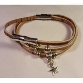 Bracelet triple nature 7